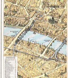 17th century antique london street map plattegronden cartography pinterest london street 17th century and street