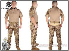 Airsoft EMERSON Navy Seals Combat Set Summer Edition Knee Pad short sleeve Kryptek Highlander EM6926 Backyard Competition http://backyardcompetition.com/products/airsoft-emerson-navy-seals-combat-set-summer-edition-knee-pad-short-sleeve-kryptek-highlander-em6926/