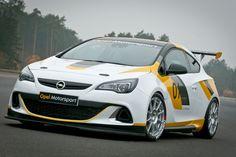 Opel Motorsport 2013 Opel Astra OPC
