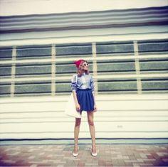 「真っ赤なぼーし♪」の画像 ローラ Official Blog P…  Ameba (アメーバ)