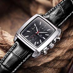 21.90$  Watch now - http://alij6h.shopchina.info/go.php?t=32713048774 - Mens Watches Top Brand Luxury MEGIR Men Military Sport Luminous Wristwatch Chronograph Leather Quartz Watch relogio masculino  #buymethat
