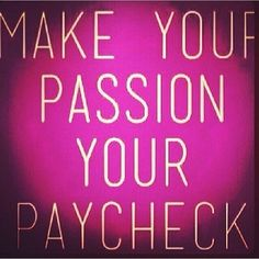 Make your passion your paycheck www.youniqueproducts.com/kendralaposi #selfemployed #workfromhome #easymoney