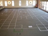 Life-Sized Clue game. I totally want to play.