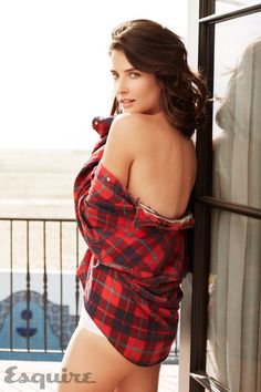 Cobie Smulders Hot Pictures - Cobie Smulders Women We Love - Esquire