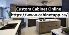 CabinetApp is a new and unique forum to order custom interactive millwork. Millwork arrives ready to install and you can order custom sizes and finishes.