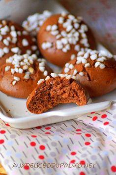 Biscuit moelleux au chocolat (sablés italiens)