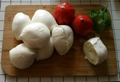 High quality Mozzarella di Bufala Campana only with MiP experiences