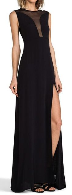 Awesome Black Sheer Dress For Love & Lemons Lulu Maxi Dress in Black | REVOLVE Check more at http://24shop.ga/fashion/black-sheer-dress-for-love-lemons-lulu-maxi-dress-in-black-revolve/