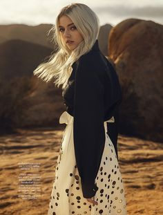 L'Officiel Thailand February 2016 Pyper America by Chris Hunt