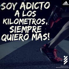 Adicto a correr... Desde siempre :)