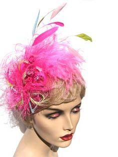 how to make a fascinator hat, fascinator hats, diy fascinator, fascinators online