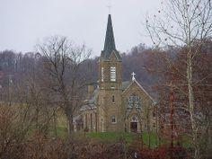 St. Henry's Catholic Church Harriettsville, Ohio