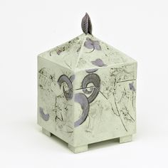 'Leaves & Lace' Dream Box by Catherine Brennon