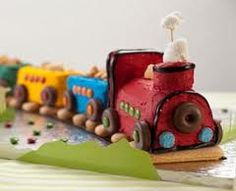 sheet cake train - Google Search