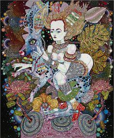 Del Kathryn Barton Art and Prints - Buy Online at The Store by Fairfax | The Store by Fairfax