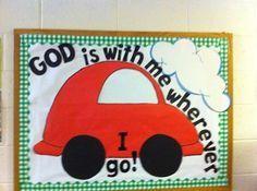 God Bulletin Boards | Sunday School- Bulletin Boards
