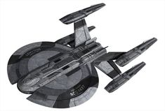 USS Yeager NCC-1437 (Cardenas class)