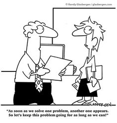 geoff glasbergen business cartoons - Google Search