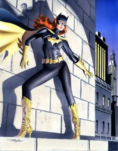 Batgirl - Mike Mayhew