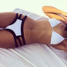 I ❤ Bikini Bottoms Like This.