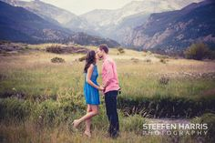 Andrea + Derek // Denver, CO Engagement Pictures – Rocky Mountain Engagement Pictures » Steffen Harris Photography Blog | Wedding & Senior Photographer