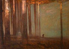Thomas Edwin Mostyn - Dawn, 1919