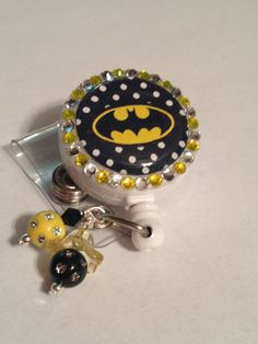 Hey, I found this really awesome Etsy listing at https://www.etsy.com/listing/235967084/nifty-bling-badge-reel
