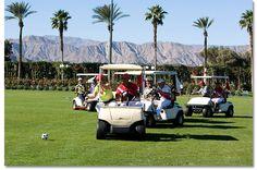 Golf Cart Polo
