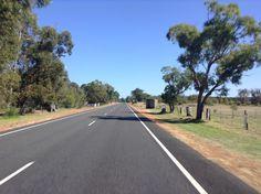 #road #Australia #nature
