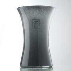 Vase Classic Dunkelgrau