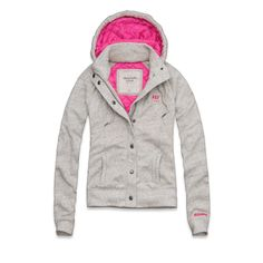 c16e11813f41ed Women s Hilary Hoodie from Abercombie  amp  Fitch. Hollister Clothes