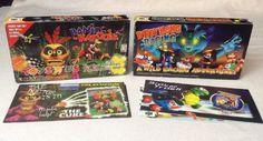 2 NINTENDO 64 N64 Toys R Us Promo VHS - Banjo-Kazooie & Diddy Kong Racing #Nintendo
