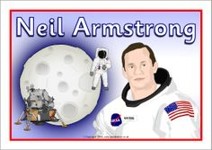 neil armstrong poster idea - photo #20