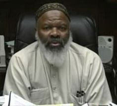 Imam Siraj Wahhaj (in Charlotte, NC), says it is the duty of Muslims to replace the US Constitution with the Quran. He is endorsed by the DNC.
