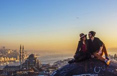 Istanbul's Secret Rooftop: The Best View in Turkey