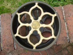 Vintage Antique 1920s Atwater Kent Model E3 Round Metal Speaker Case…