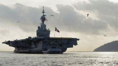 France Sends Nuclear-Powered Aircraft Carrier to totally eliminate Daesh