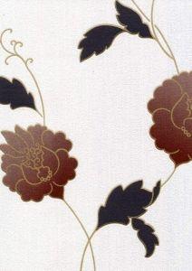 Vavex Trafalgar  3650462 10,05×0,53m Vliesová tapeta bílá,hnědá,zlatá
