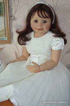 Платье и туфельки / Одежда для кукол / Шопик. Продать купить куклу / Бэйбики. Куклы фото. Одежда для кукол