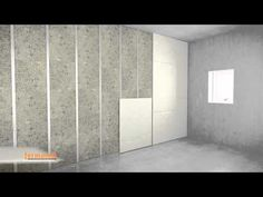 ▶ Fermacell Partition installation - YouTube