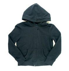 black hoodie, black sweater, black sweatshirt, GapKids hoodie