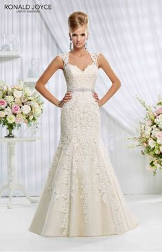 Ronald Joyce 2015 Cheap Wedding dresses Style EVELYN 69006