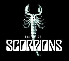 Scorpions. Fantastic concert. The loudest concert I have ever been to