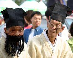 elderly South Korean men 2006