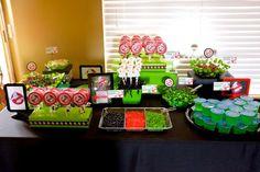 Ghostbustin' 6th Birthday Party!!   CatchMyParty.com