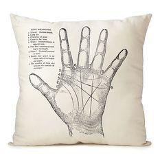 Palmistry Pillow 1