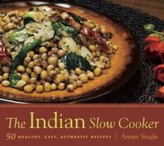 This unique guide to preparing Indian food using classic slow-cooker techniques features more than 50 recipes, beautifully illustrated with full-color photography throughout. These great recipes take