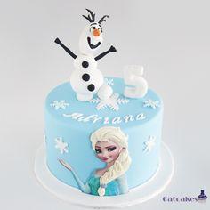 Tarta Frozen