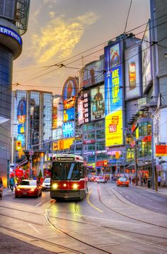 Mind's Eye — Evening 31 August, 2012 at Dundas Square, Toronto. Toronto Ontario Canada, Toronto City, London City, Toronto Vacation, Toronto Travel, Chicago Travel, Toronto Images, Vancouver, Toronto Photography