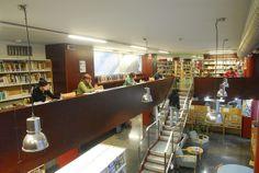 Biblioteca Sofia Barat (Eixample, Barcelona) barcelona_barat_05   Flickr: Intercambio de fotos